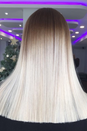 Light Blonde Balayage